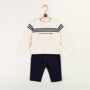 Corduroy trousers CARREMENT BEAU for BOY