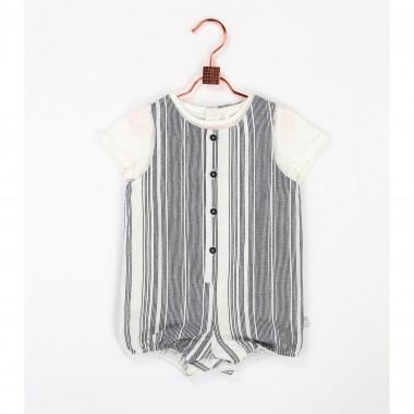 T-shirt and playsuit set CARREMENT BEAU for BOY