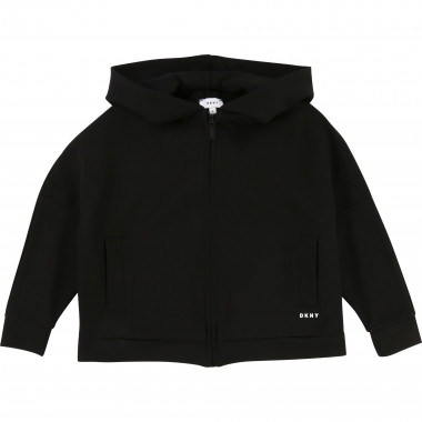 Cardigan with hood DKNY for GIRL