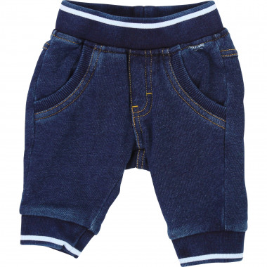 Cotton fleece trousers TIMBERLAND for BOY