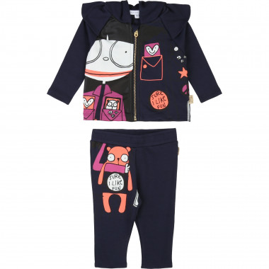 Milano tracksuit LITTLE MARC JACOBS for GIRL