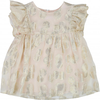 Formal shell blouse CARREMENT BEAU for GIRL